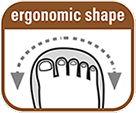Эргономичная форма